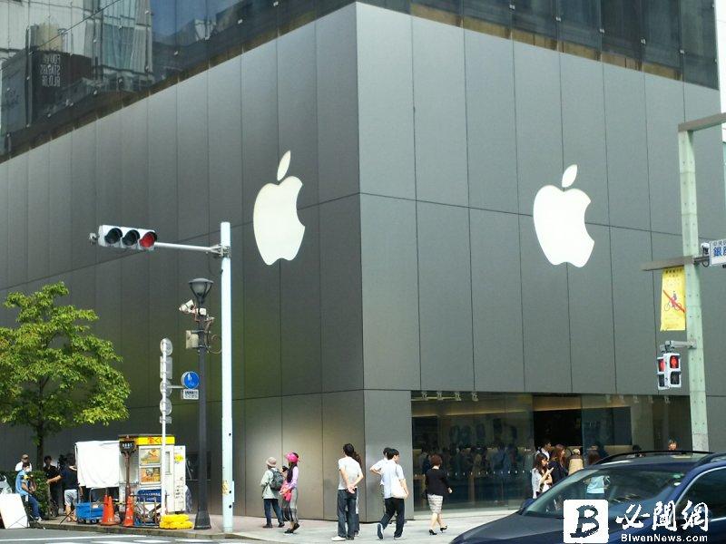 蘋果iPad仍佔全球平板首位。(資料照)