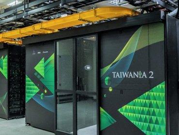 集廣達、台灣大、華碩三家所長 台灣首座AI超級電腦《台灣杉二號》運算效能世界排名前20名