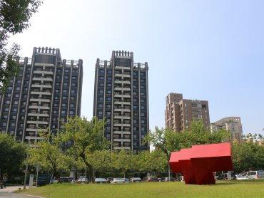 豪昱標下新北市林口區力行段70地號地上權 溢價率0.86%