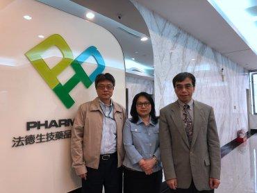 法德藥核心團隊人事調整 鎖定中國醫改商機