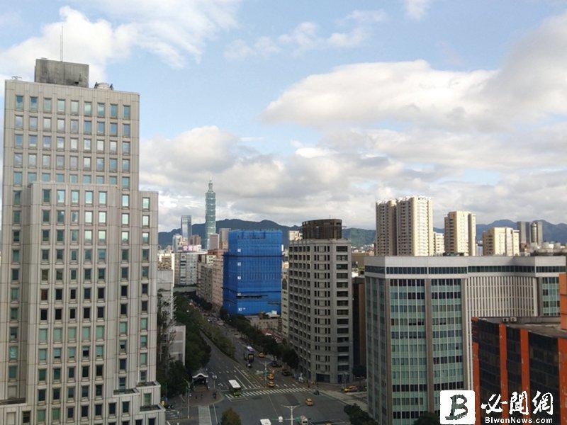 北市8000萬元以上豪宅交易件數觸底反彈 去年前3季創近4年高。(資料照)