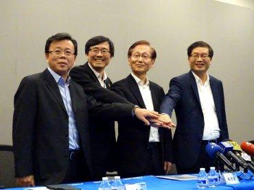 華碩高層重組現在進行式 營運長趙允明辭職 謝明傑接任