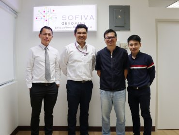 慧智基因成立泰國子公司 搶攻東南亞市場