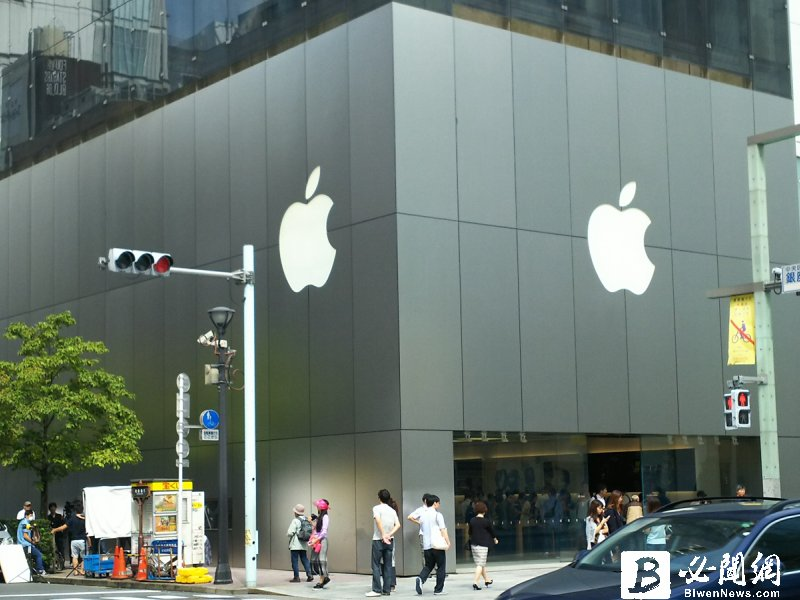 TrendForce: 蘋果iPhone首季出貨恐年減26% 市佔排名掉到第三。(資料照)