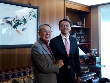 宏碁施振榮:以「新微笑曲線」推動產業跨域整合 為台灣未來轉型發展擘劃新方向