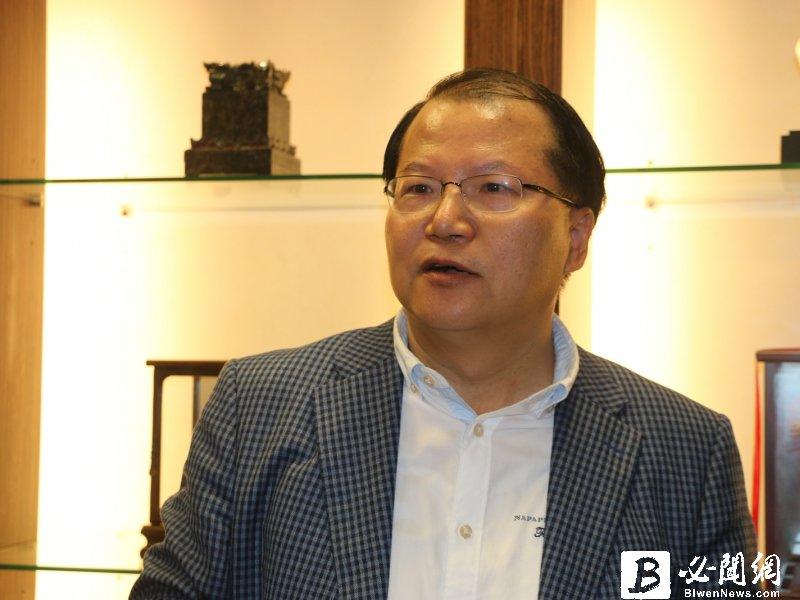 廣越總經理吳朝筆。(資料照)