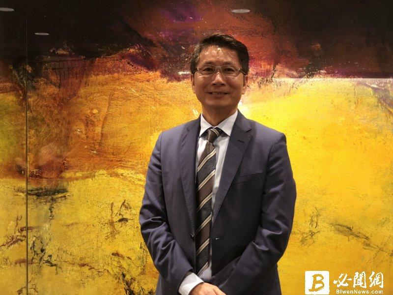 邑錡董事長陳世哲。(資料照)