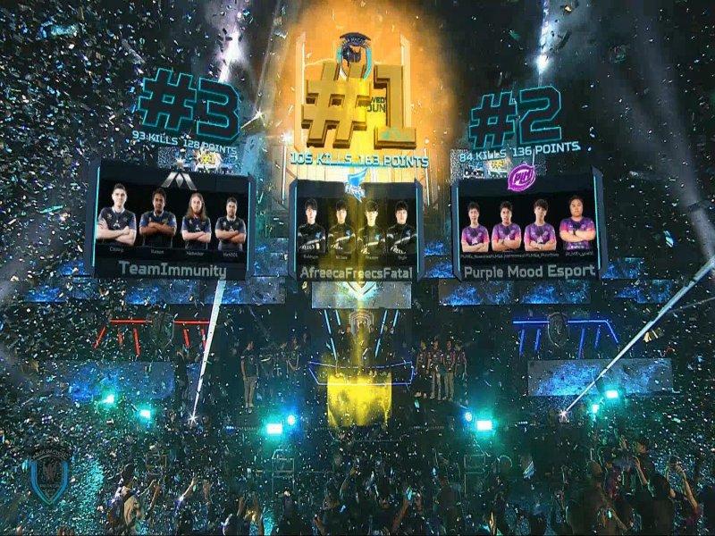 宏碁2019亞太區Predator電競聯盟大賽落幕 明年將於菲律賓舉行。(宏碁提供)