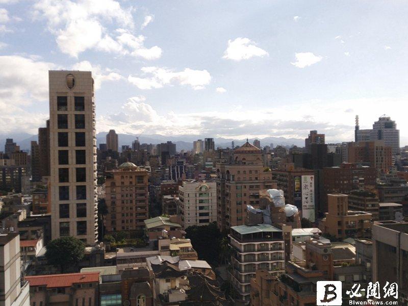 台北市中高總價住宅交易量連二年回溫 大安、中山、內湖為交易熱區。(資料照)