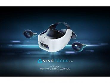 宏達電攻企業VR市場 MWC展前推頂級VR一體機VIVE Focus Plus