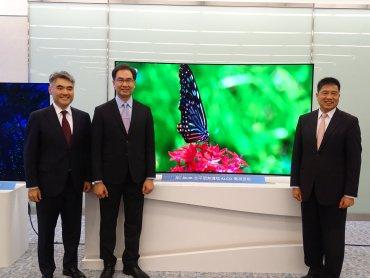 友達彭双浪:下半年會有採用友達OLED面板的摺疊手機上市