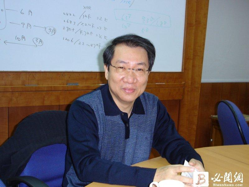 禾伸堂董事長唐錦榮。(資料照)