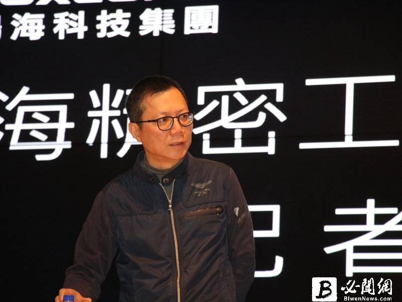 富智康董事會代理主席池育陽。(資料照)