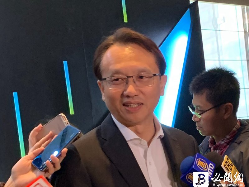 宏碁董事長陳俊聖。(資料照)