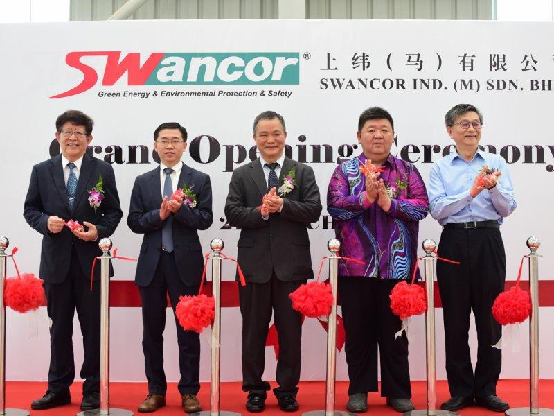 上緯走出大中華區 馬來西亞子公司21日揭幕。(廠商提供)