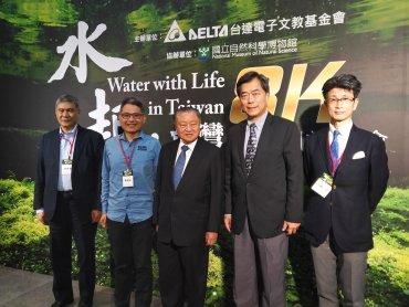 台達推出全台首部8K環境紀錄片《水起.台灣》籲重視全球暖化與珍惜水資源