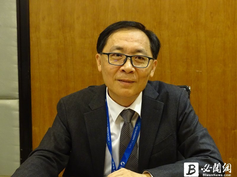 牧德董事長汪光夏。(資料照)