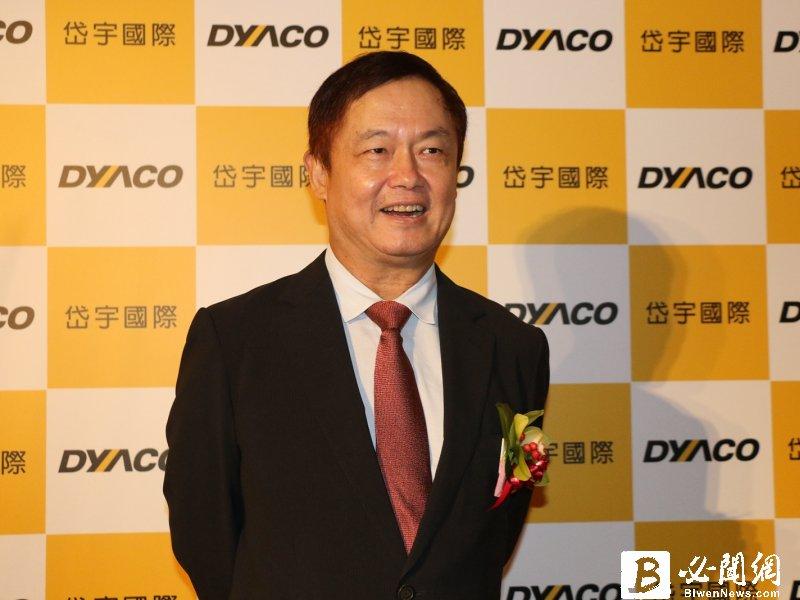 岱宇董事長林英俊。(資料照)