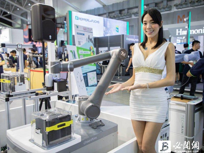 達明機器人4月連續參加3大展 新產品TM Operator系列首度亮相