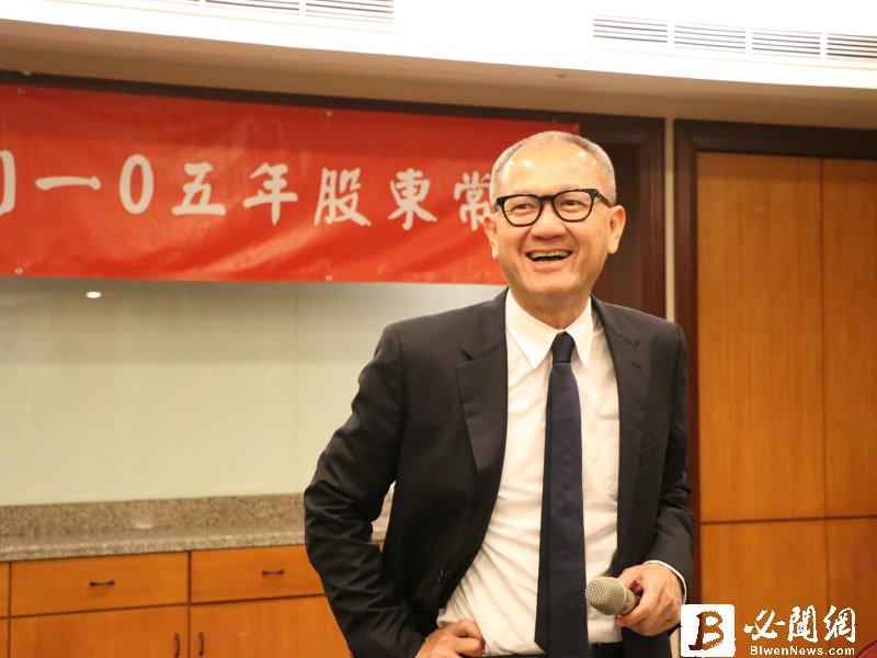 奇力新董事長陳泰銘。 (資料照)