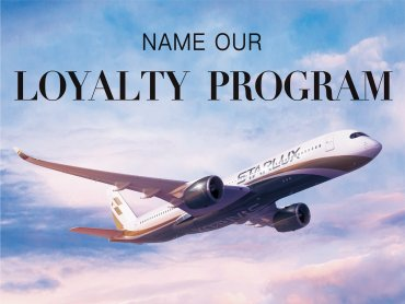 星宇航空會員方案 有請旅客來命名