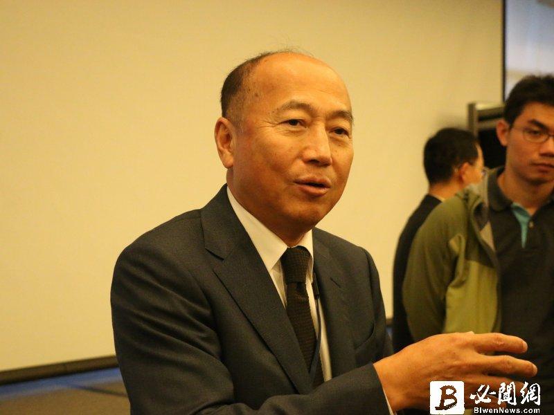 安成藥董事長陳志明。(資料照)