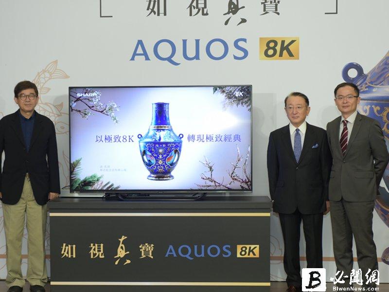 夏普銷售不給力 台系電視組裝廠Q1出貨量季減35.5%。(資料照)
