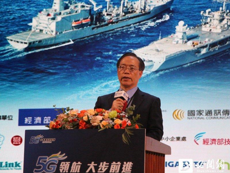 中華電信董事長謝繼茂。(資料照)