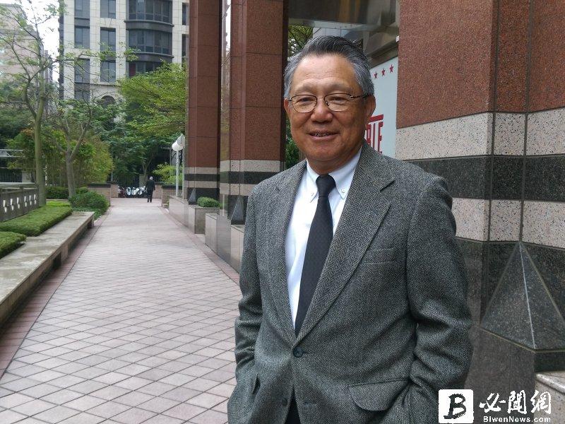 國光生技董事長詹啟賢。(資料照)