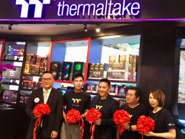 曜越TT Concept store概念館登陸馬來西亞