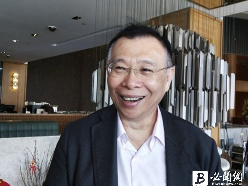台灣鋼鐵集團會長謝裕民。(資料照)