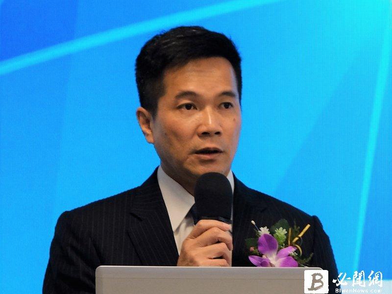 訊聯生技總經理劉天來。(資料照)