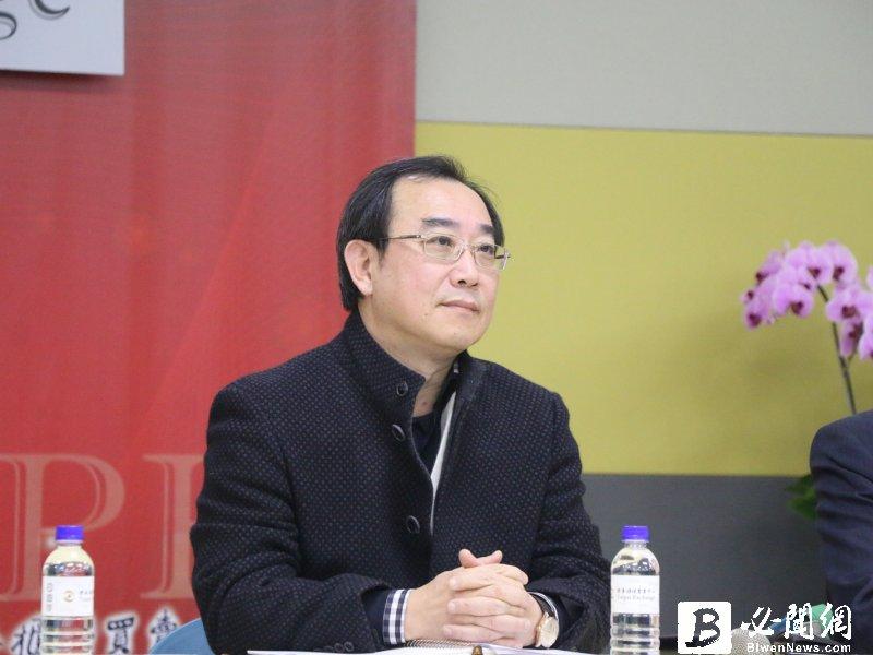 基亞董事長張世忠。(資料照)