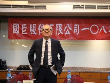 國巨陳泰銘示警 庫存仍達5-6個月 目標降到4個月