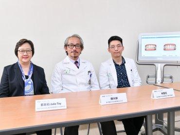 臺大醫院齒顎矯正科攜手愛齊科技 亞洲第一門隱適美矯正綜合碩士課程正式開課