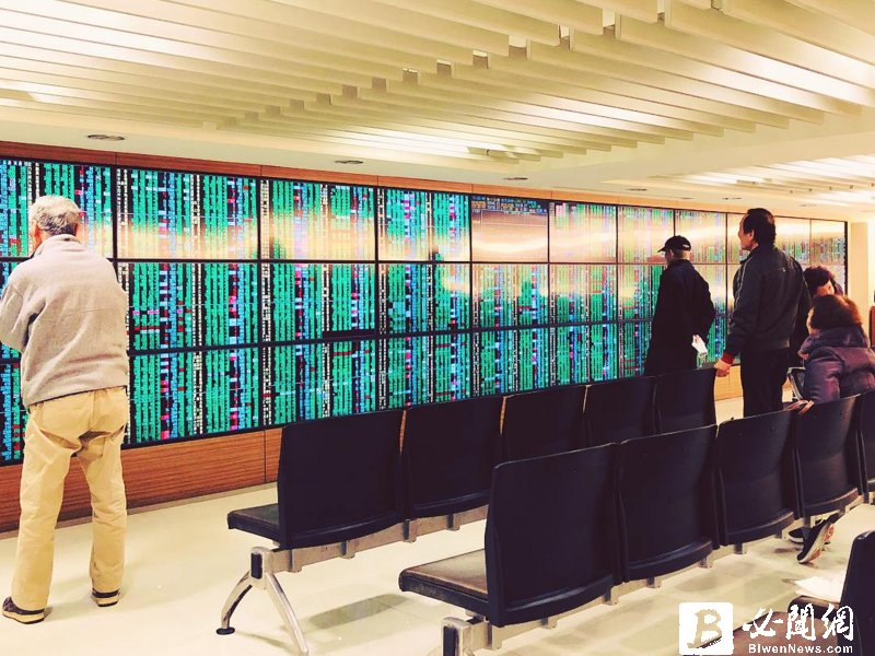 台指期早盤瞬跌逾500點 期交所:動態價格穩定機制運作正常 投資人未受影響。(資料照)