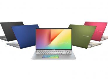 華碩推出世界首款搭載智慧觸控板ScreenPad 2.0多彩筆電ASUS VivoBook S15