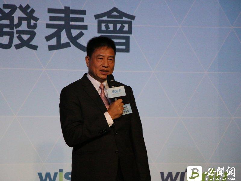 友達彭双浪、群創楊住祥齊呼籲 政府要多給光電產業預算。(資料照)