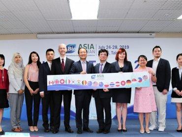 亞洲生技大會下週登場