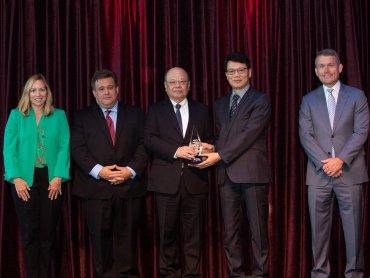 台達獲飛雅特克萊斯勒汽車頒發「動力傳動系統年度供應商獎」