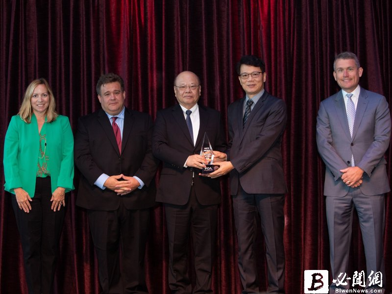 台達獲飛雅特克萊斯勒汽車頒發「動力傳動系統年度供應商獎」。(資料照)