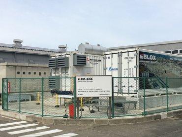 台達為三菱重工電源系統提供儲能系統解決方案