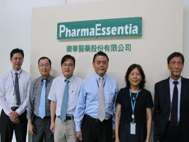 藥華藥向TFDA申請P1101藥品查驗登記