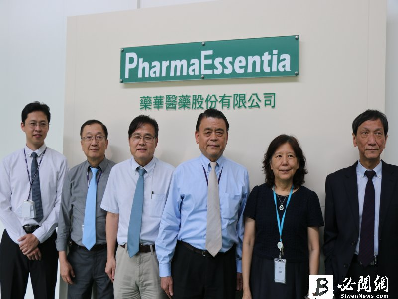 藥華藥向TFDA申請P1101藥品查驗登記。(資料照)