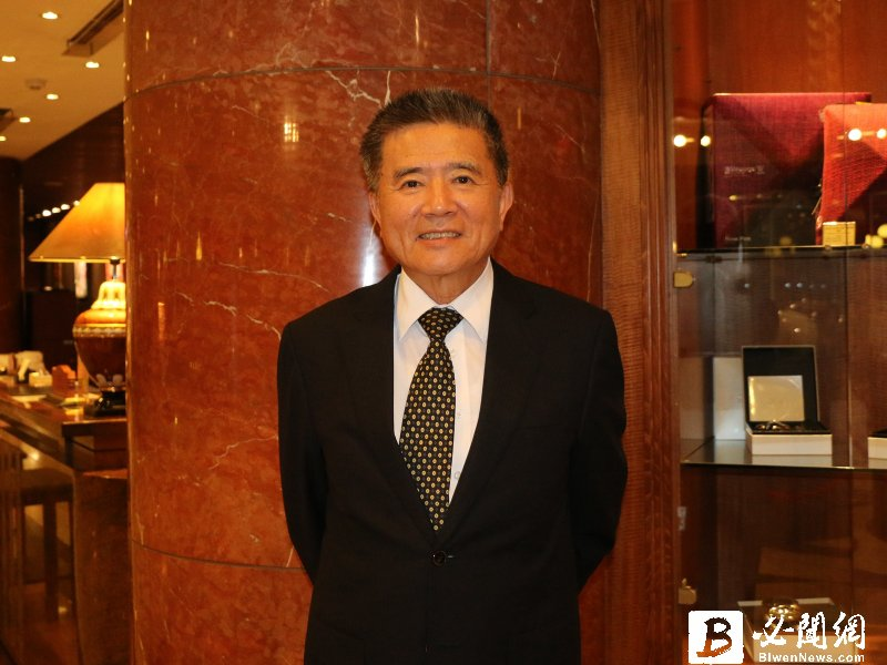 豐興董事長林明儒。(資料照)