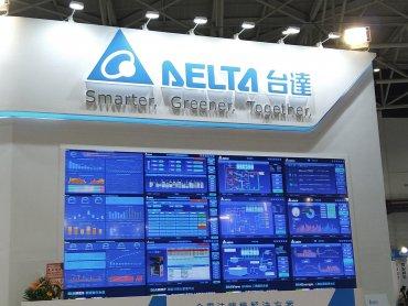 台達完整智能工廠行業方案亮相台北國際自動化工業大展
