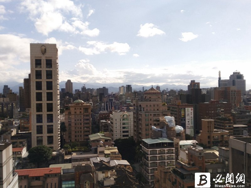 北市銷售中豪宅達40個 大安區佔4分之1。(資料照)