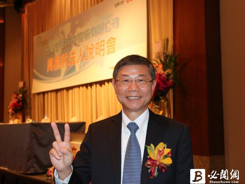 台睿生技董事長簡督憲。(資料照)