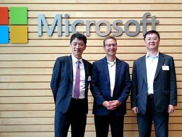 工研院與微軟攜手 共拓AI晶片應用商機