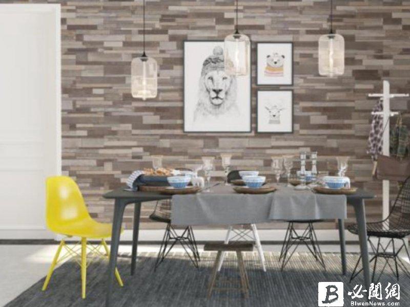 美喆-KY推出Eazy Wall地壁兩用磚新品 擴大出貨搶進家用DIY市場布局。(資料照)